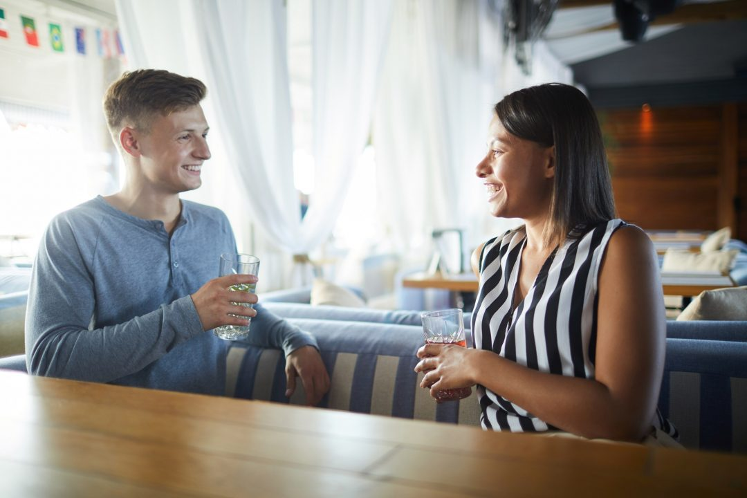 dating a recently separated woman